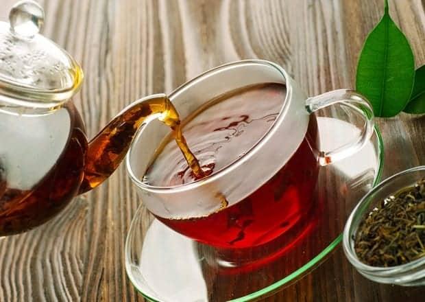 Чайная заварка как удобрение для открытого и закрытого грунта