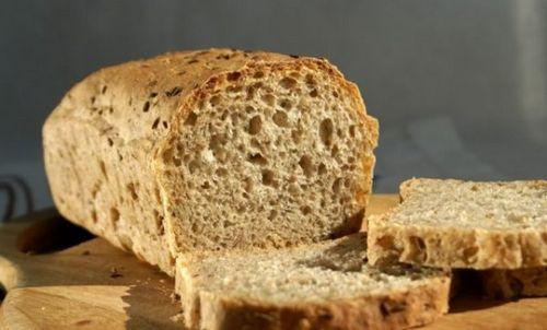 подкормка хлебом